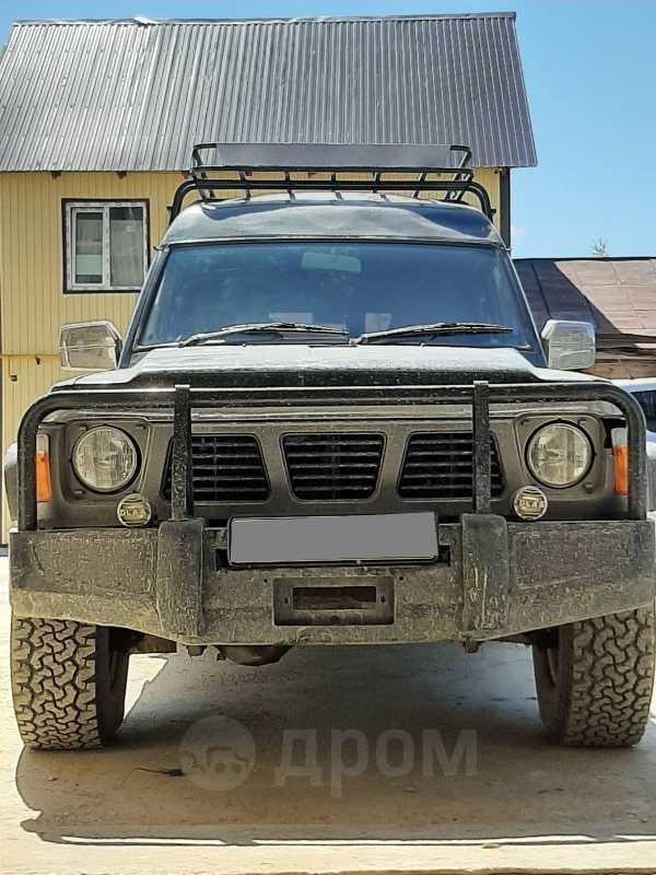 Nissan Safari, 1994 год, 600 000 руб.