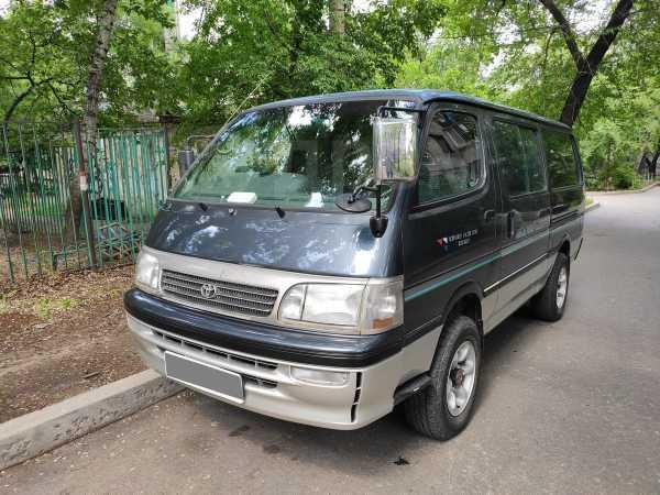 Toyota Hiace, 1992 год, 370 000 руб.