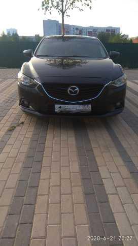 Тюмень Mazda6 2013