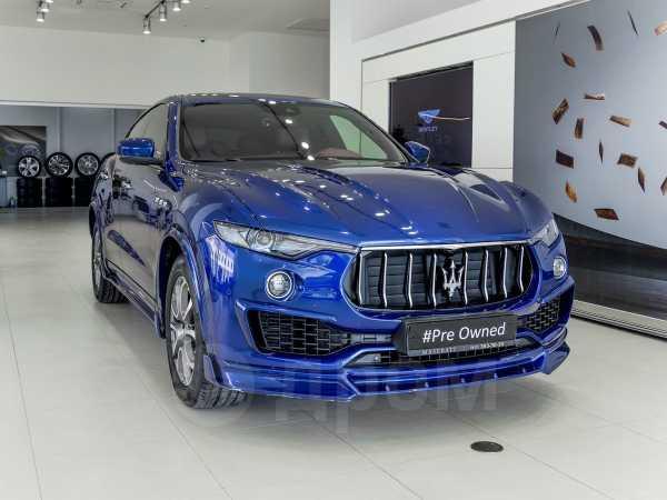 Maserati Levante, 2017 год, 4 250 000 руб.