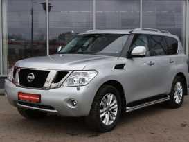 Архангельск Nissan Patrol 2011