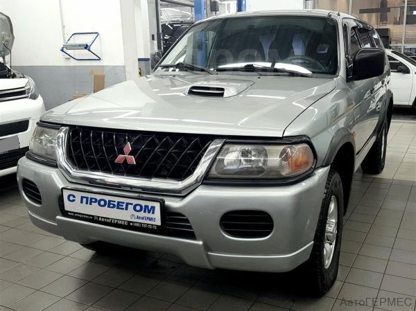 Mitsubishi Pajero Sport, 2000 год, 390 000 руб.