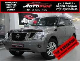 Красноярск Nissan Patrol 2010