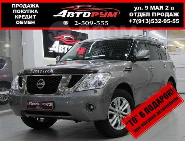 Nissan Patrol, 2010 год, 1 377 000 руб.