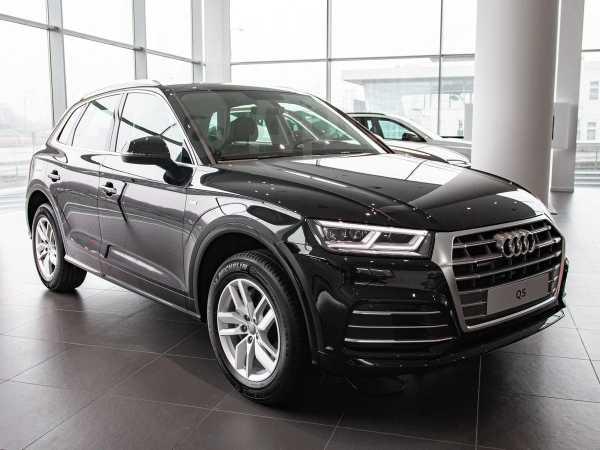 Audi Q5, 2019 год, 3 404 000 руб.