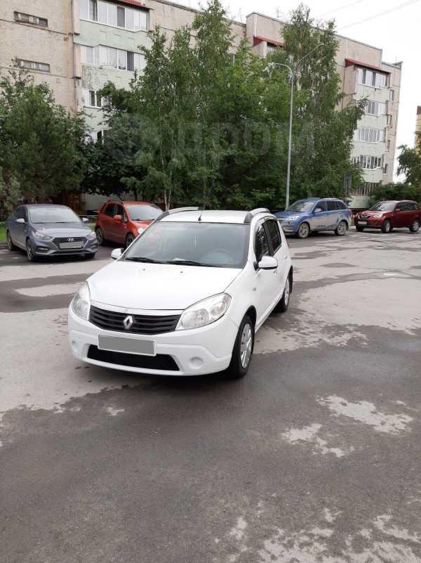 Renault Sandero, 2012 год, 330 000 руб.