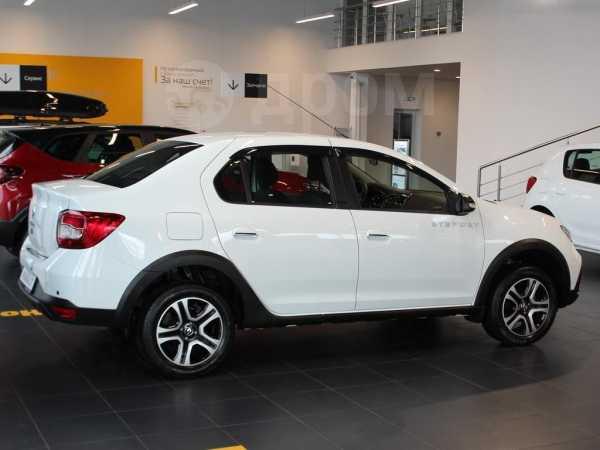 Renault Logan Stepway, 2019 год, 891 980 руб.