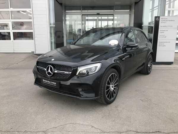 Mercedes-Benz GLC, 2016 год, 2 650 000 руб.
