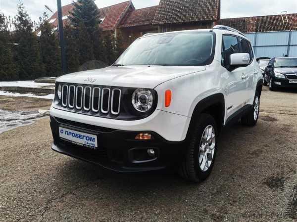 Jeep Renegade, 2015 год, 1 270 000 руб.