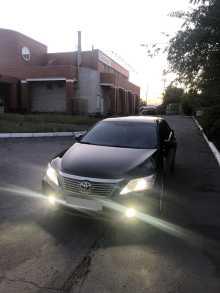 Омск Toyota Camry 2012