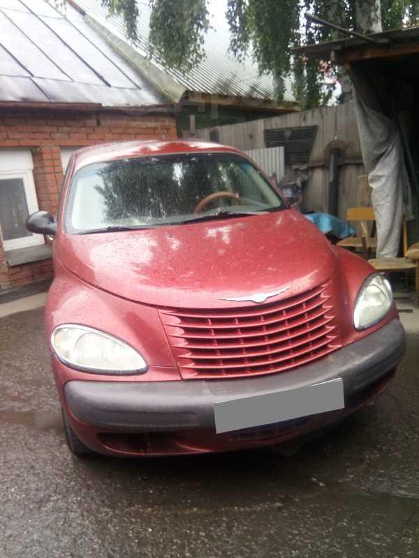 Chrysler PT Cruiser, 2000 год, 190 000 руб.