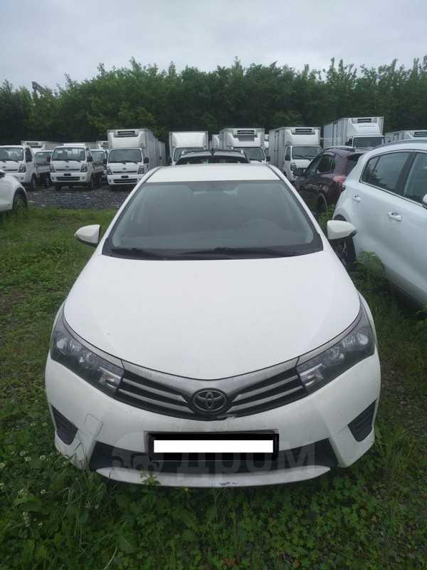Toyota Corolla, 2014 год, 684 000 руб.
