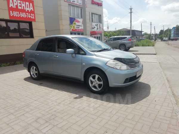 Nissan Tiida Latio, 2004 год, 295 000 руб.