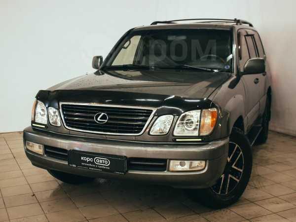 Lexus LX470, 2002 год, 740 000 руб.