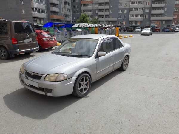 Mazda Familia, 1998 год, 85 000 руб.