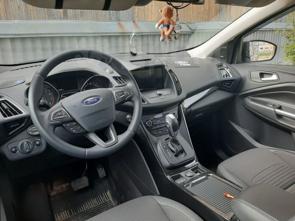 Ford Kuga, 2019 год, 1 700 000 руб.