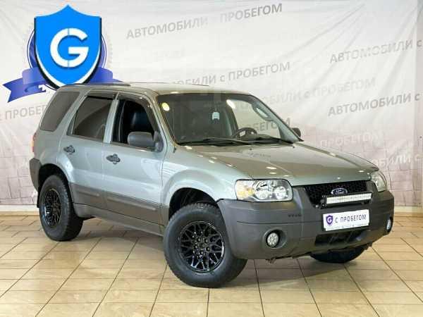 Ford Escape, 2005 год, 359 000 руб.