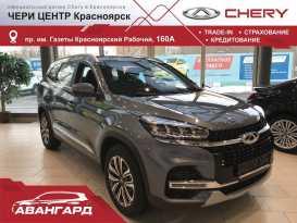 Красноярск Tiggo 8 2020