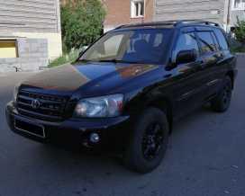 Улан-Удэ Highlander 2004
