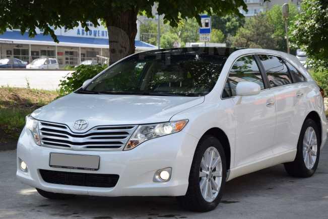 Toyota Venza, 2011 год, 1 120 000 руб.