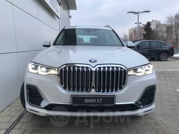 BMW X7, 2019 год, 5 450 000 руб.