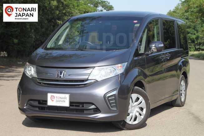 Honda Stepwgn, 2017 год, 1 225 000 руб.