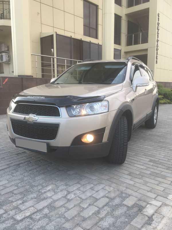 Chevrolet Captiva, 2012 год, 745 000 руб.