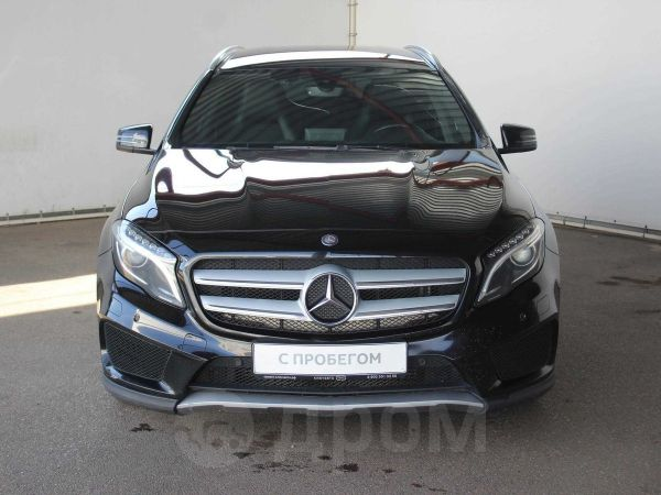 Mercedes-Benz GLA-Class, 2016 год, 1 395 000 руб.