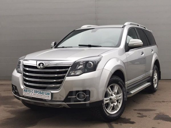 Great Wall Hover H3, 2014 год, 555 000 руб.