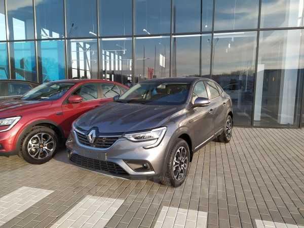 Renault Arkana, 2019 год, 1 372 980 руб.