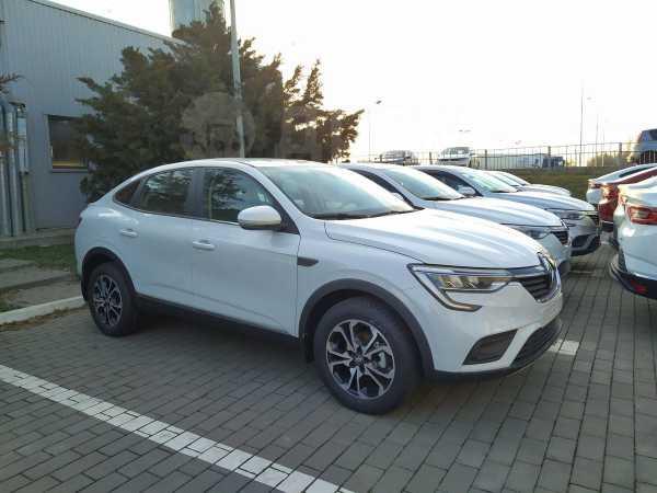 Renault Arkana, 2019 год, 1 457 980 руб.