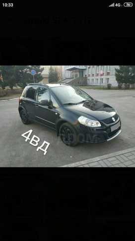 Бийск SX4 2012
