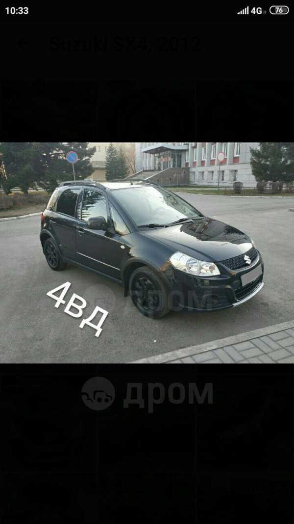 Suzuki SX4, 2012 год, 515 000 руб.