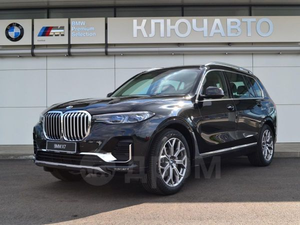 BMW X7, 2020 год, 5 780 000 руб.