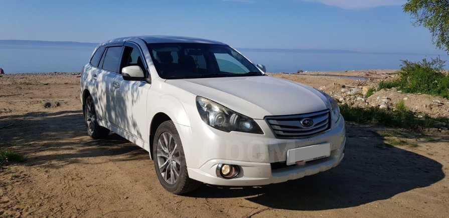 Subaru Outback, 2011 год, 795 000 руб.