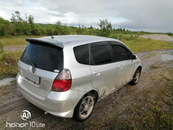 Honda Fit, 2004 год, 310 000 руб.