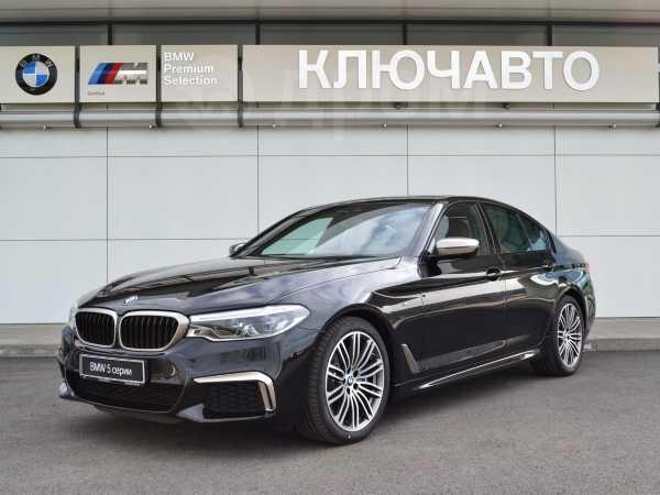 BMW 5-Series, 2020 год, 7 269 700 руб.