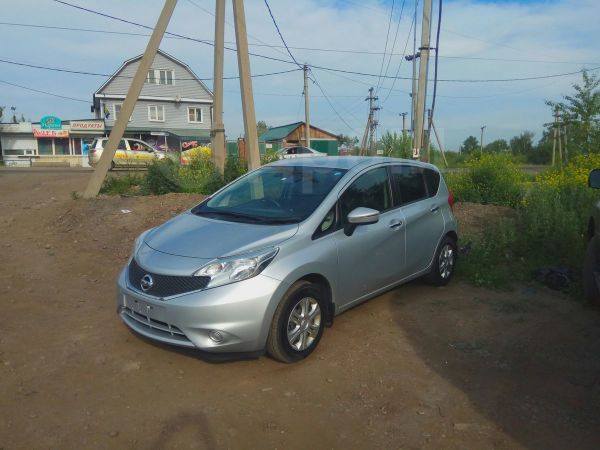 Nissan Note, 2015 год, 535 000 руб.