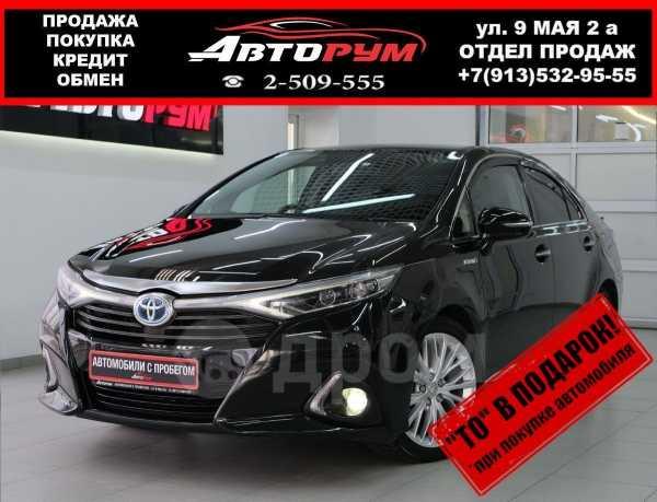 Toyota Sai, 2015 год, 1 197 000 руб.