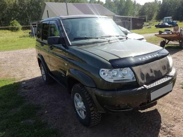 УАЗ Патриот, 2010 год, 380 000 руб.