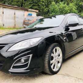 Лесной Mazda6 2011