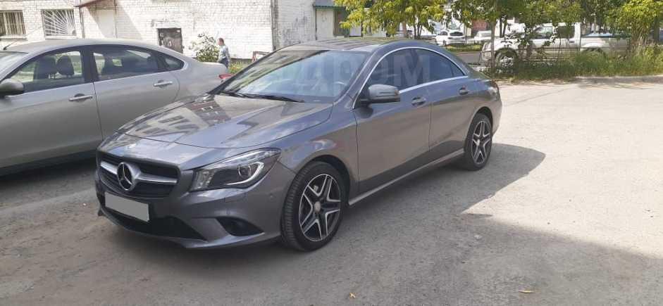 Mercedes-Benz CLA-Class, 2014 год, 1 330 000 руб.