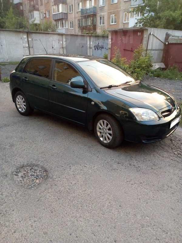 Toyota Corolla, 2005 год, 415 000 руб.
