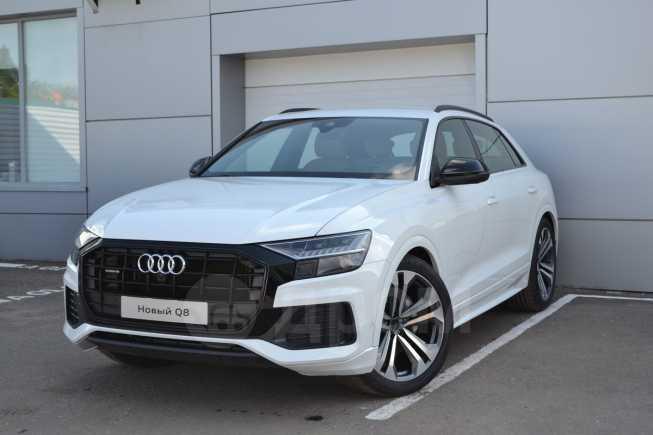 Audi Q8, 2020 год, 6 722 000 руб.