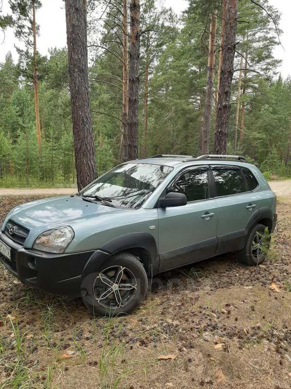 Hyundai Tucson, 2008 год, 410 000 руб.