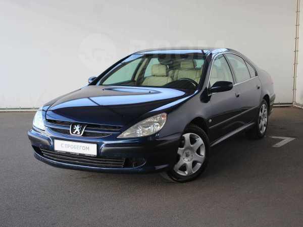 Peugeot 607, 2001 год, 245 000 руб.