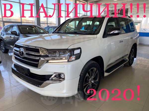 Toyota Land Cruiser, 2020 год, 6 237 000 руб.