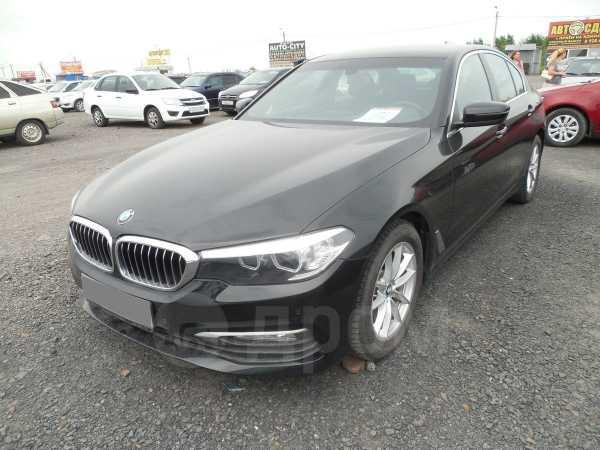 BMW 5-Series, 2017 год, 1 950 000 руб.
