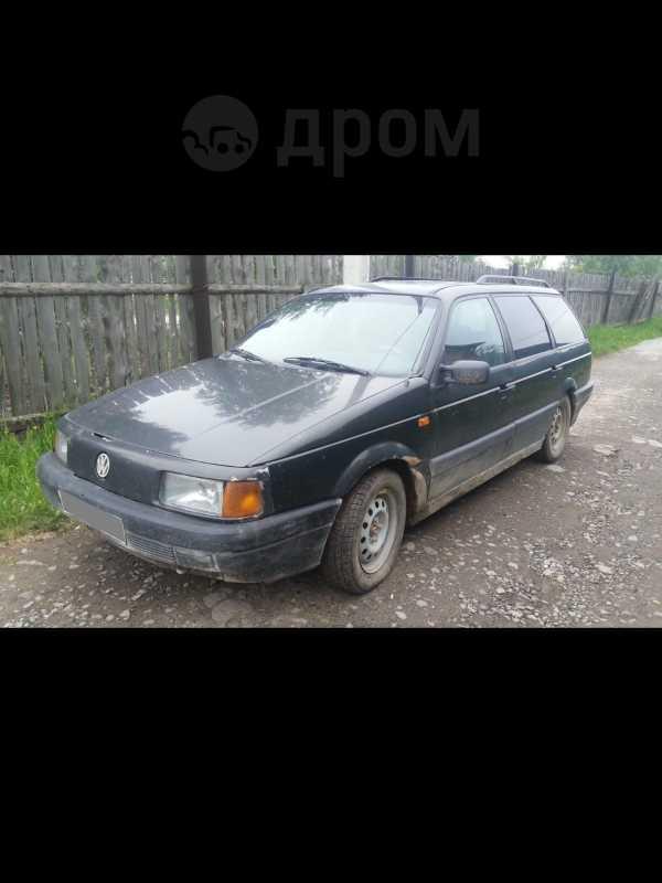 Volkswagen Passat, 1990 год, 83 000 руб.