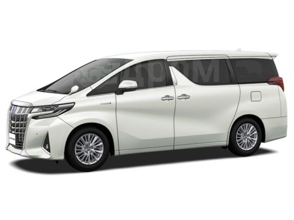 Toyota Alphard, 2019 год, 4 619 000 руб.